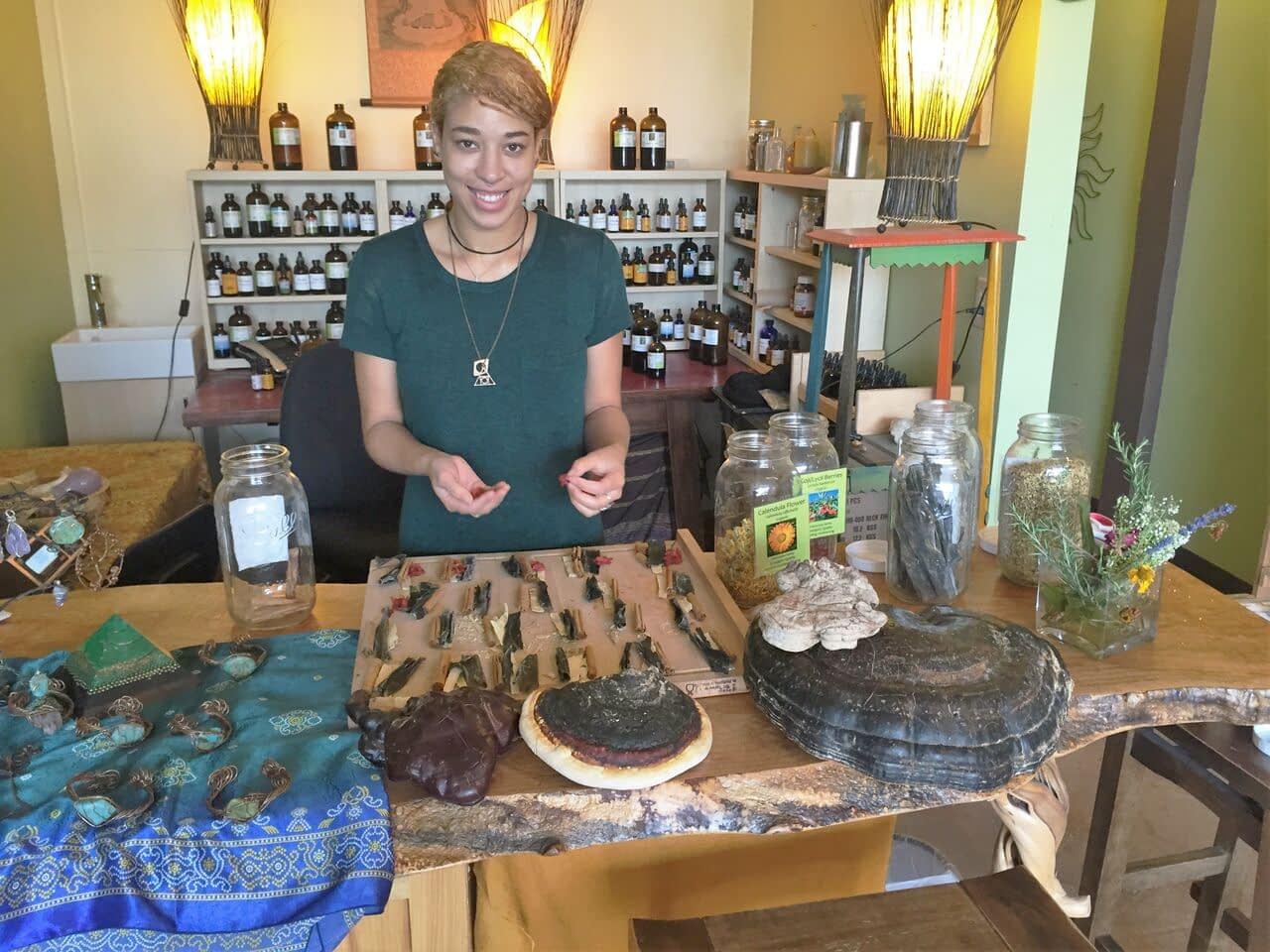Vital Ways Herbalism Training